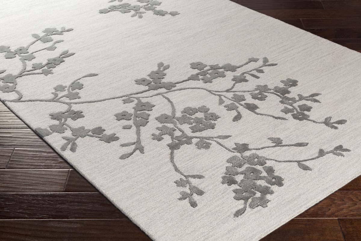 Artistic Weavers Alexander AXR-2228 Smith Ivory Gray Rug